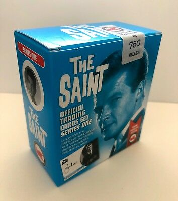 Unstoppable Cards The Saint Sealed Trading Card Box