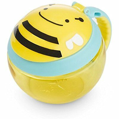 Baby Home & Kitchen Features Zoo Little Kid/Toddler Snack Cup, Brooklyn Bee,