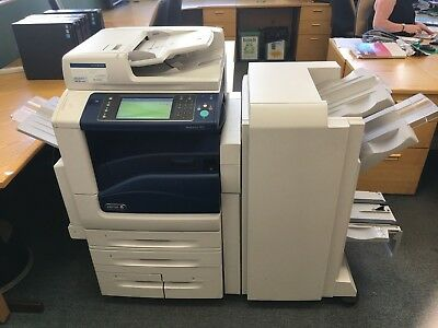 Xerox Workcentre 7855 Colour Photocopier with SFN8 Finisher