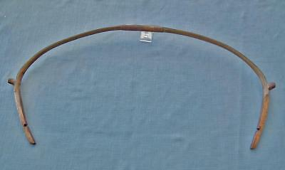 Antique 17th - 19th Century Chinese Mongolian Tibetan Composite War Bow to sword