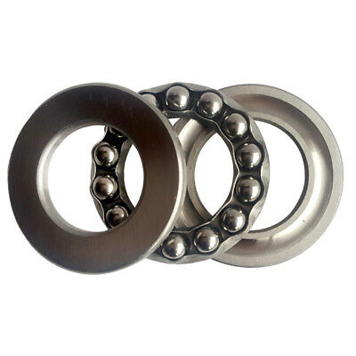 High Precision Miniature Axial Thrust Ball Bearing 51100 Series 3 Part