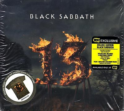 13 Best Buy Exclusive 2CD/XL T-Shirt by Black Sabbath #B0018563-80, BRAND NEW