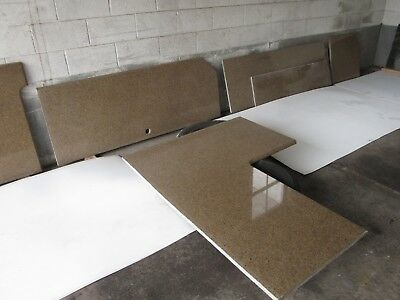 GRANITE COUNTER TOPS - approx. 64 sq. ft. - bull nosed edge - MUST SELL CHEAP!!!