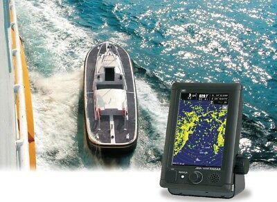 **NEW**     JRC JMA-1030 Touchscreen Marine Radar Navigation Display Unit