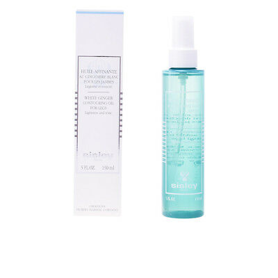 Sisley HUILE AFFINANTE au gingembre blanc pour les jambes 150 ml Body Cosmetics