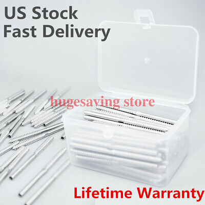 """T316 Stainless Steel Lag Stud Hand Swage Cable Railing for 1/8"""" Cable (50 pcs)"""