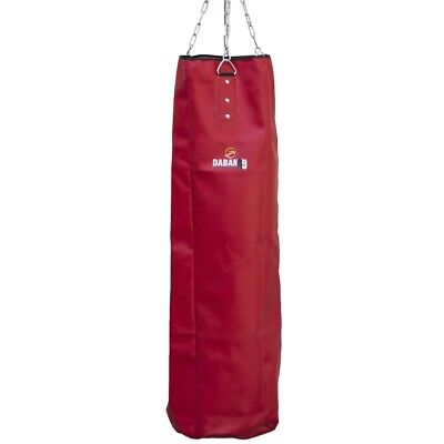 3ft 4ft Unfilled Hanging Boxing Punch Bag Set Heavy MMA Free Standing Punching