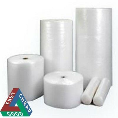 UK BUBBLE WRAP SMALL & LARGE BUBBLE - EUROPES CHEAPEST 300 500 750mm 50-100m