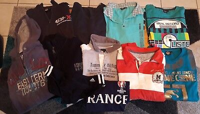 lot de vetements garcon 14 ans 11 pieces HIFILGER #2