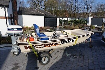 11ft Dell Quay Dory Unsinkable