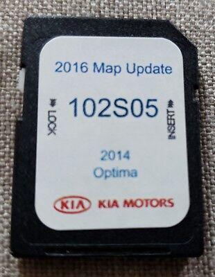 2014 KIA OPTIMA HEV Hybrid Electric Navigation SD CARD U.S Map ... Kia Gps Map Update on toyota gps, samsung gps, polaris gps, caterpillar gps, bmw gps,