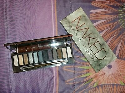 Palette Urban Decay Naked Smoky