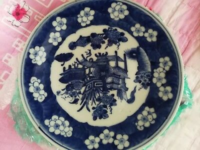 19 century antique Chinese Plate