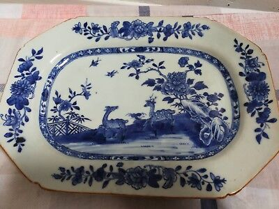 18 century antiques Chinese Plate