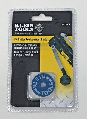Klein Tools BX Cutter Replacement Blade 53726SEN New Factory Seal Free Shipping