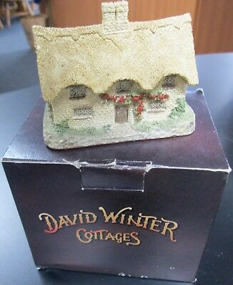 David Winter Cottages The Dower House Made In Great Britain In Box