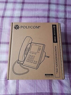 Polycom CX500 IP VoIP Phone for Microsoft - NEW