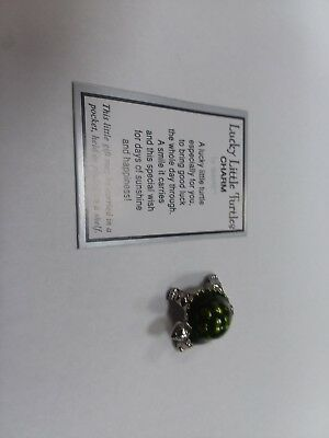 Ganz pocket charms - Lucky Little Turtle