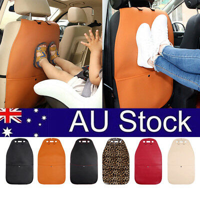 Car Auto Baby Seat Back Protector Cover Children Kids Kick Clean Mat Wear-proof
