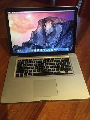 MacBook Pro 15-inch 2.35GHz Mid 2009