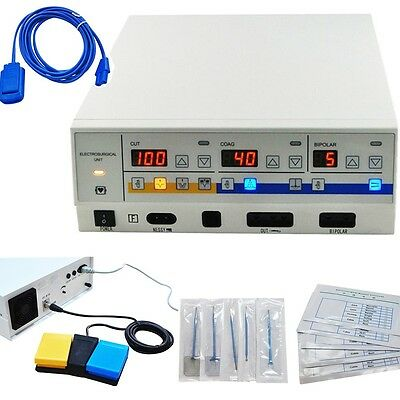 CE Leep High Frequency Electrosurgical Unit Diathermy Machine Cautery High 300W