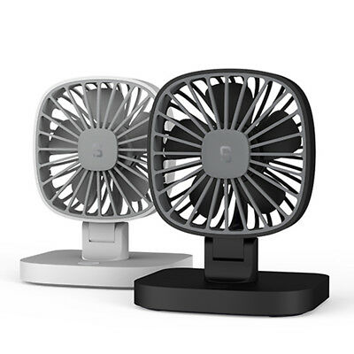12V 8'' Powered Portable Auto Vehicle Car Fan Rotatable Cooling Clip-On 2 Speed