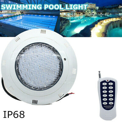 360 LED 7 Color Swimming Pool SPA RGB Light Underwater AC12V 36W IP68 Waterproof