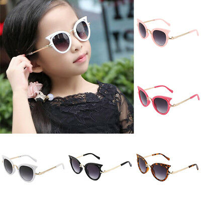 Kids Toddler Boys Girls Multi Colors Classic Retro Designer Sunglasses Shades