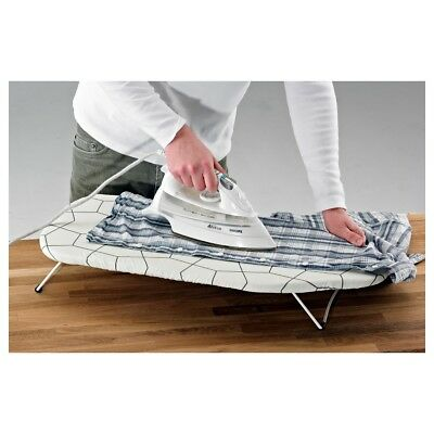 Ikea JALL MINI IRON IRONING BOARD PORTABLE TABLE TOP CLOTHES