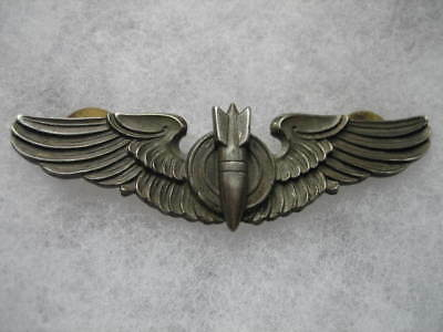 WWII Bombardier Wing