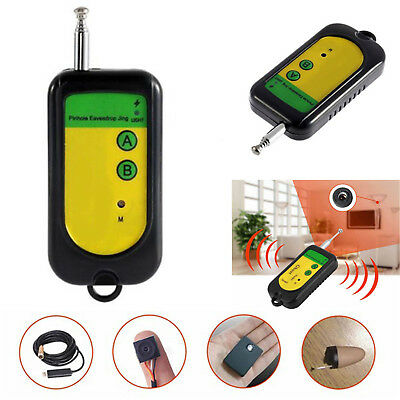 New Wireless Detector Anti-Spy Signal RF Hidden Camera GSM Device Finder H4 H45