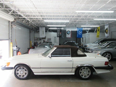 Mercedes-Benz 450SL  $10800 includes SHIPPING! Moneyback guarantee! NONSMOKER RUST FREE FLORIDA 560SL