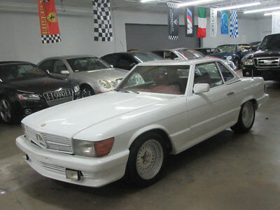 Mercedes-Benz 450SL  36,000 MILES MUSEUM COLLECTOR QUALITY FLORIDA IMMACULATE! RUST FREE MANY PICS