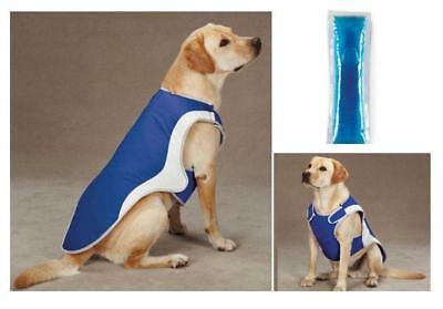 Guardian Gear Cool Pet Dog Pup Coat for Hot Summer Heat Weather