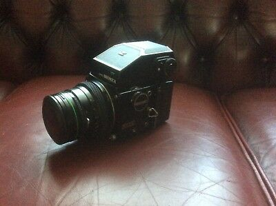 Zenza Bronica ETRS camera xtra lens etc,lovely condition,