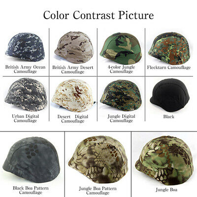 Airsoft Paintball M88 Helmet Cover Sport Army Woodland Digital camouflage
