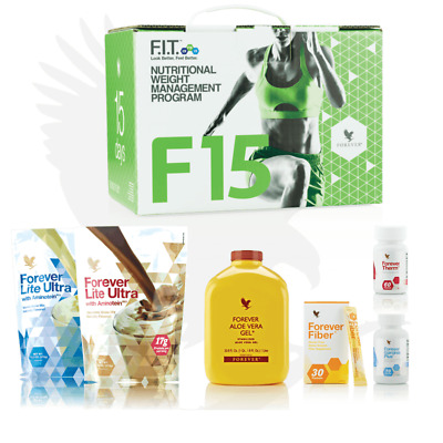 Preparati per l'estate controllo del Peso in 15 GG. F 15 Forever Living