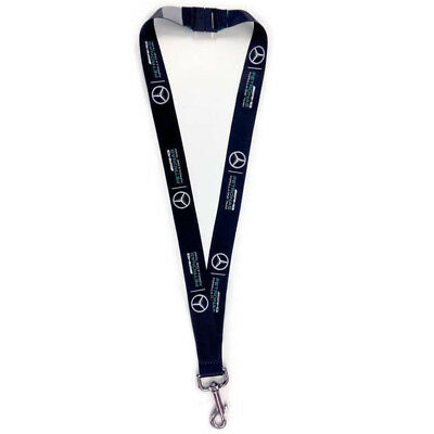 Mercedes Petronas AMG Racing Neck Lanyard & Ticket HoIder ID Card Holder