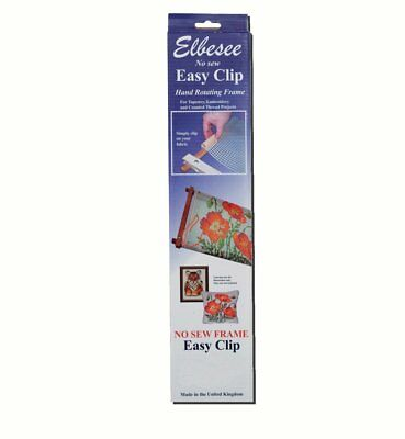 Elbesee Easy Clip No Sew Tapestry & Embroidery Frames