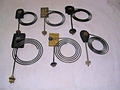 Clock  Parts ,6  Gongs / Chimes