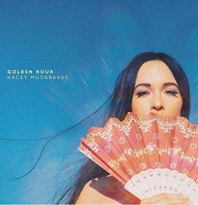 Kacey Musgraves - Golden Hour BRAND NEW CD