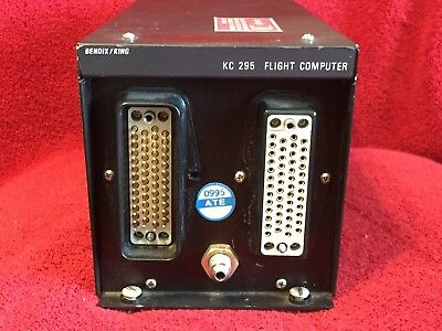Bendix/king Kc 295 Flight Computer P/n 065-0034-00 For Kfc Flight Control System
