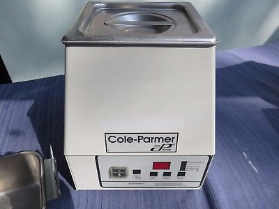 Cole-Parmer - Ultrasonic Cleaner Model 08895-04 GUARANTEED