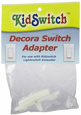 NEW - KidSwitch Decora Adaptor in White - FREE SHIPPING