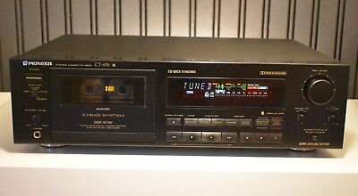 PIONEER CT-676 High End Tapedeck !! Top Zustand !!