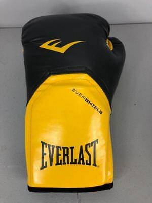 Black//Yellow//Gray 14oz Left Glove Only Everlast Evershield Adult Boxing Glove
