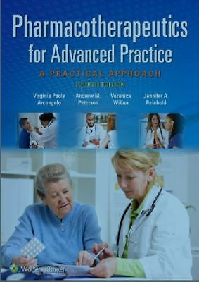 eB ook-Pharmacotherapeutics for Advanced Practice : A Practical Approach