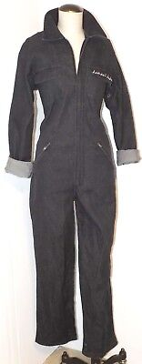 90's DAMANI DADA Ladies Jumper Jumpsuit Coverall MED too!! OLD STOCK  M   L XL