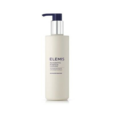 Elemis Rehydrating Rosepetal Cleanser 400Ml Unboxed