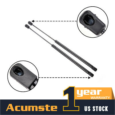 Qty (2) For 02-07 Jeep Liberty  Rear Window Lift Supports Shocks Struts Springs